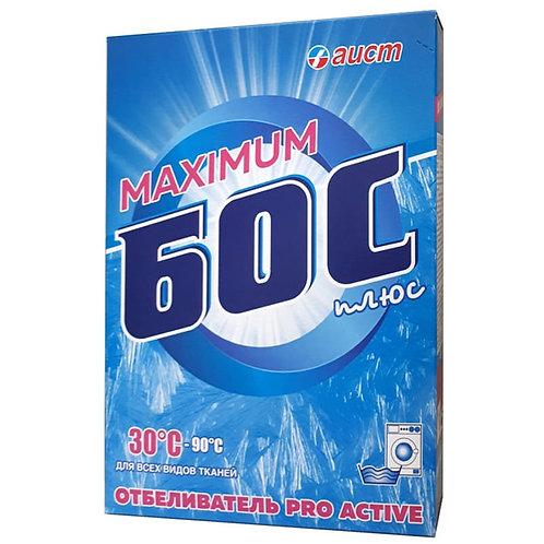 """Средство отбеливающее """"БОС"""" - плюс maximum 300г."""