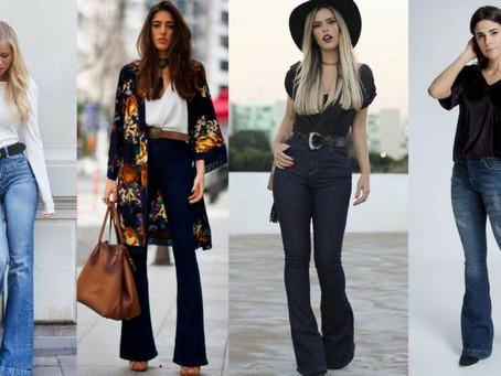 Como Usar Calça Flare Jeans – Dicas Essenciais