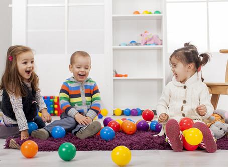O papel do brinquedo no desenvolvimento infantil