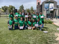 Go Green Taskforce, 2017