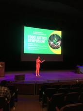 Food Justice Symposium, Spring 2018