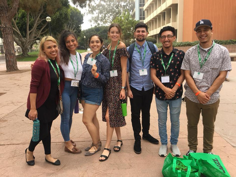 CHESC 2018, UCSB