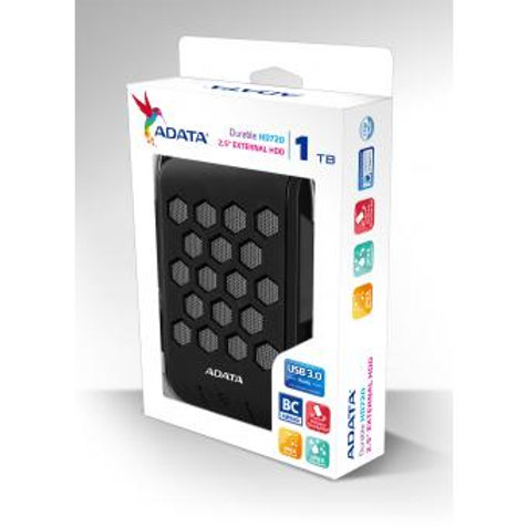 ADATA HD720 DISCO DURO EXTERNO 1TB NEGRO