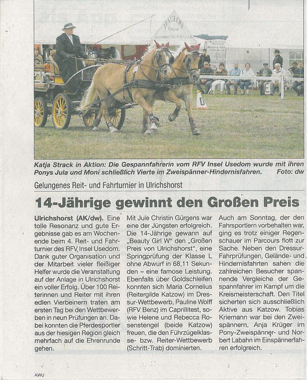 Anzeigenkurier 04.09.2013