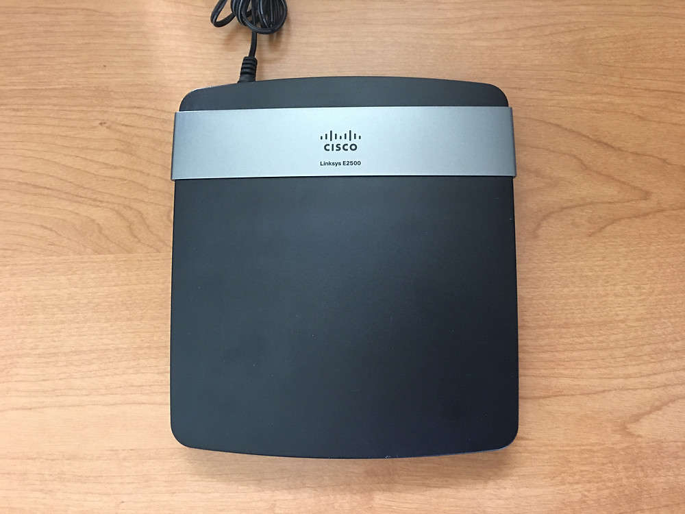 Cisco Linksys E2500 Router is one of the routers reported as vulnerable to VPNFilter Malware