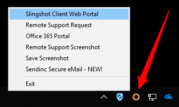 Support Life-Ring Taskbar Icon