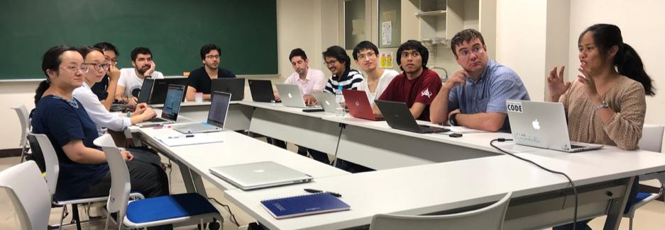 Cross lab student seminar