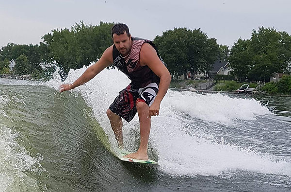 montreal wakesurf
