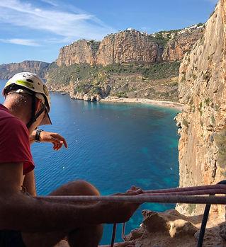 Klippklättring Alicante