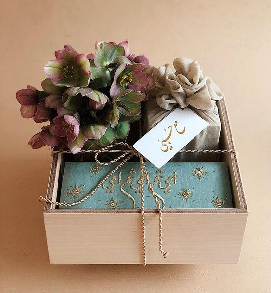 Mothers day Dayma.box collaboration