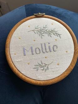 Molly baby hoop