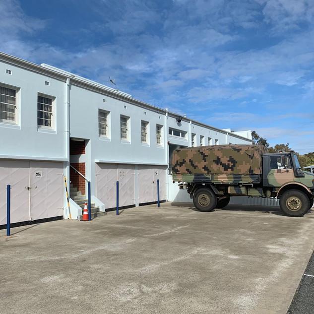 Irwin Barracks - Hobbs Hall