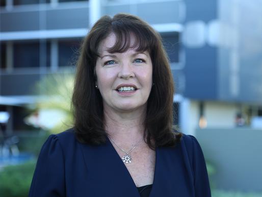 Sandra De Kock talks about her leadership progression