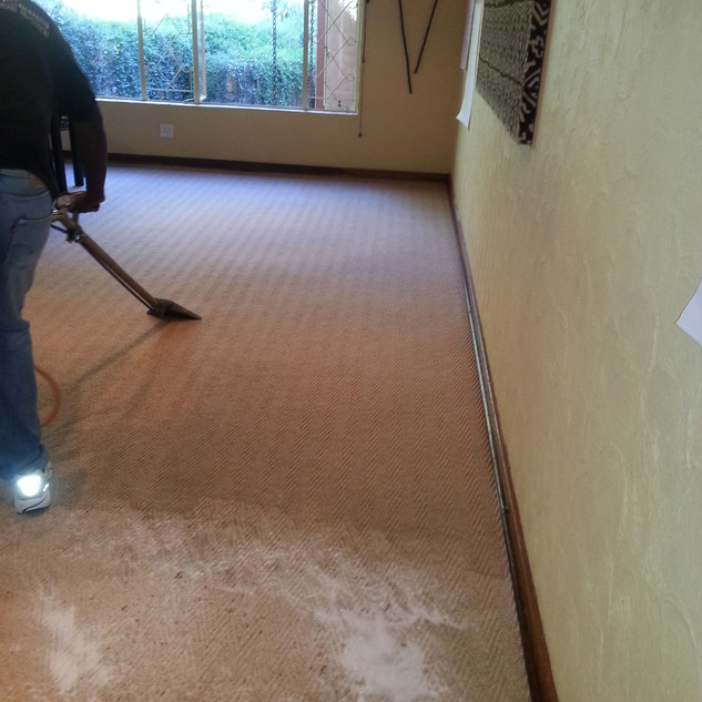 Conference Centre Carpet Clean