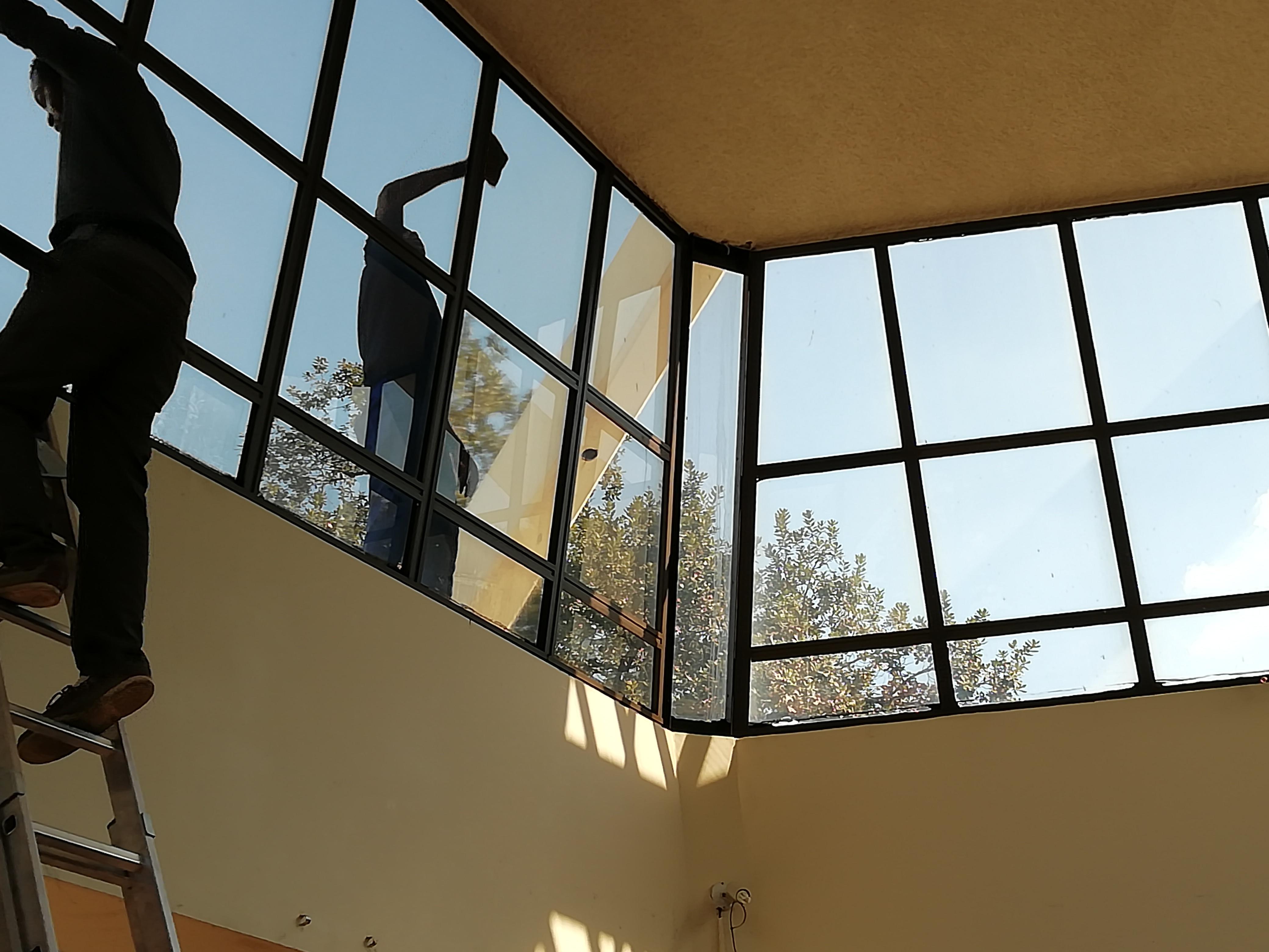 High Access Window Clean