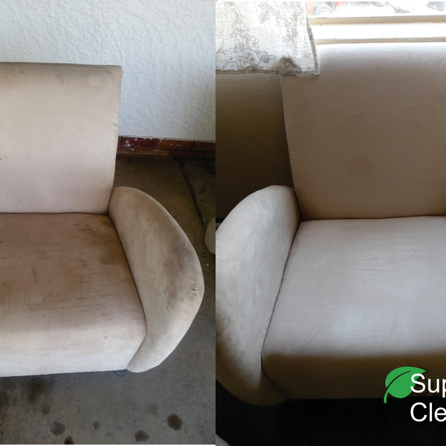 Upholstery Deep Cleaning