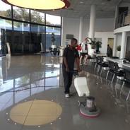 Tile Polishing