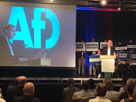 Wahlkampfauftakt in Ennepetal