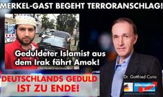 Pressemitteilung zum islamischen Terroranschlag in Berlin