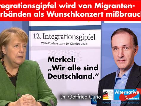 Pressemitteilung zum Integrationsgipfel