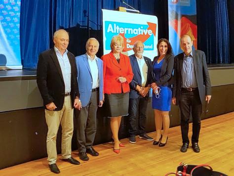 Rede in Isenburg