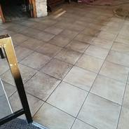 Tile Deep Clean