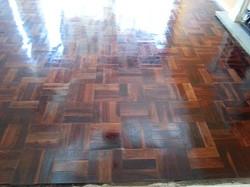 Wooden Floor Polish