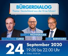 Rede in Ettlingen