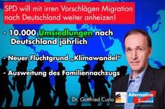 Pressemitteilung zu migrationspolitischen Vorschlägen der SPD