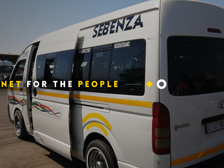 Sebenza to Bridge the Digital Divide in South Africa
