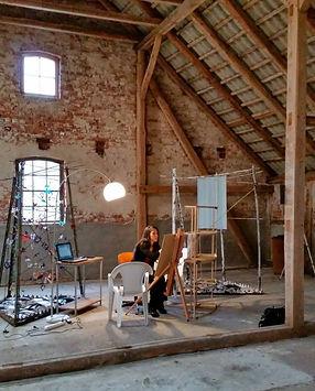 Atelierhaus Hilmsen Residency