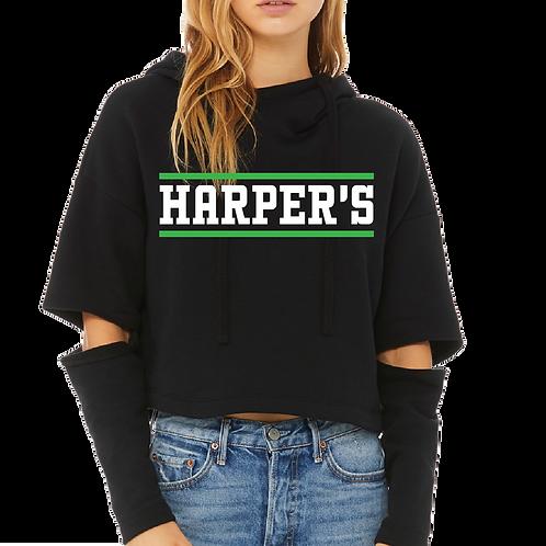 Harper's Cropped Sweatshirt