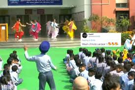Delhi Kid Impresses Melania Trump With Impromptu Bhangra During 'Happiness Class'