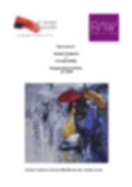 """Rome Art Week """"Bipersonale di Antonio Tamburro e Corrado Delfini"""" Sesto Senso Art Gallery"""