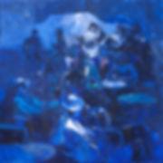 Invite to new venue Sesto Senso Art Gallery
