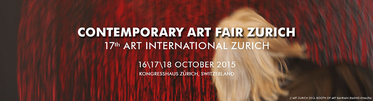 Invite Contemporary Art Fair Zurich, Sesto Senso Art Gallery