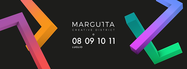 Invite to Margutta Creative District, Sesto Senso Art Gallery