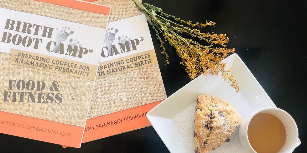 Birth Boot Camp~ Food & Fitness