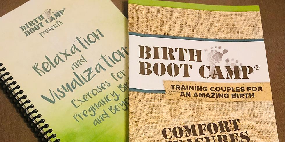Birth Boot Camp ~ Comfort Measures