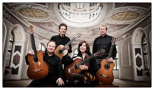 Quartett_3 - Amadeus Guitar Duo und Gita