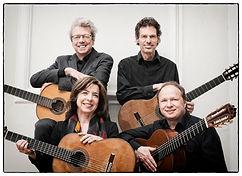 Quartett_6 - Amadeus Guitar Duo und Gita