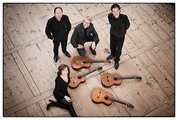 Quartett_1 - Amadeus Guitar Duo und Gita