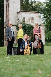 Weimar Ensemble und Bernd Lange - Augenb