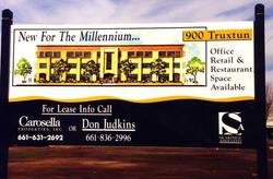 Sign & Installation - Bakersfield