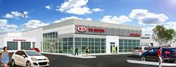 KIA Dealership North Edmonton