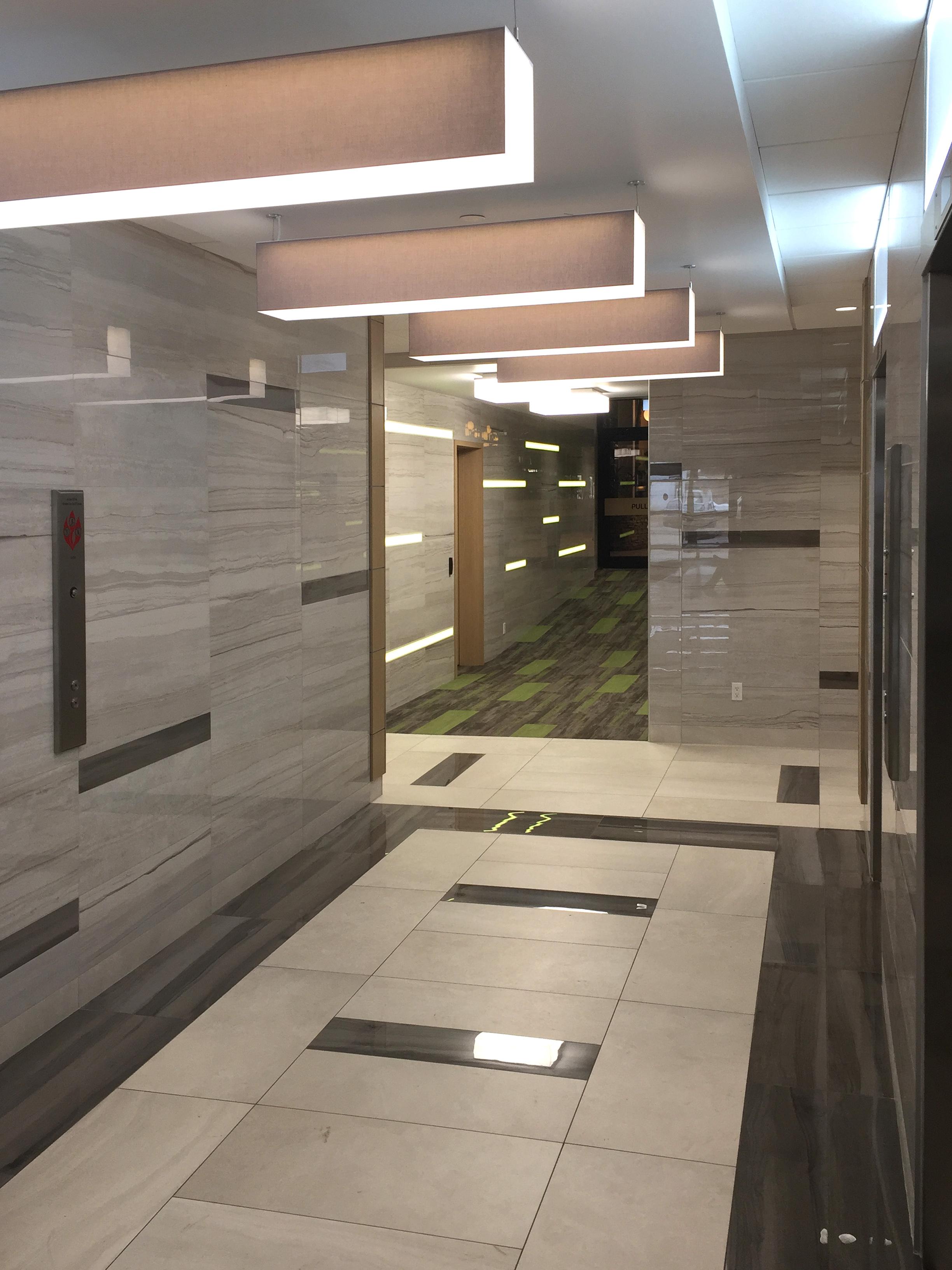 Terrace Elevator Lobby