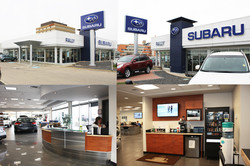 Rally Subaru - Gateway