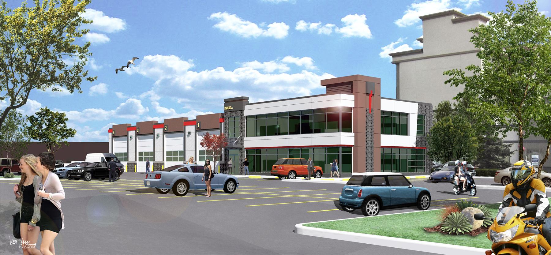 Gateway Business Centre