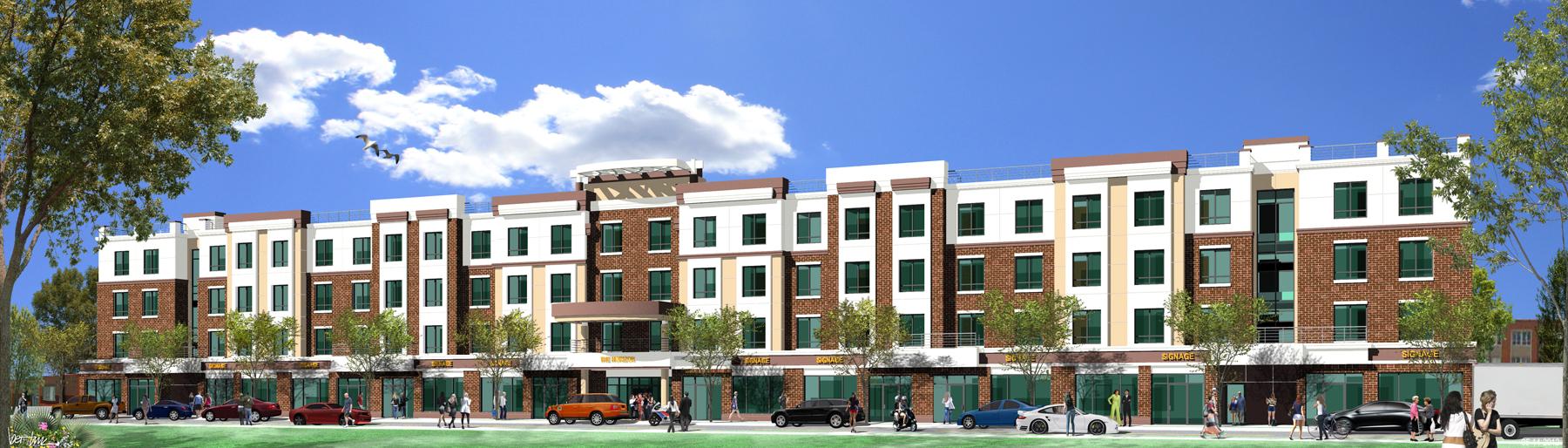 The Horizon Student Housing