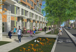 Knox 3D View Townhomes
